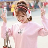 韩国女学生发型设计 简单甜美发型萌萌哒