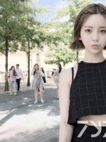 瓜子脸的女生适合什么样的短发 出街撩汉韩式短发推荐