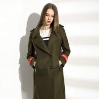 毛呢大衣外套怎么搭配 时尚前沿尽显优雅风范