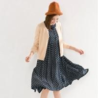 女针织开衫外套怎么搭配 多款图片教你最新穿衣技巧