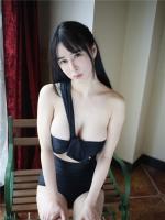 熊猫tv美女主播蔡文钰Angle自摸傲人双峰豪放露底大尺度写真