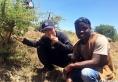 还有人敢劫吴京?! 《战狼2》剧组非洲取景遭遇抢劫