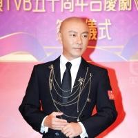 张卫健为TVB庆生 签约《大帅哥》缅怀邵逸夫
