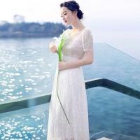 穿衣的最高境界美到自己都不敢想象 仙气飘飘的长裙还你公主梦