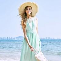 裙角扬起的瞬间美得让人惊艳 不要轻易错过连衣裙的季节