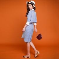 衬衫裙集美貌智慧于一身 除了可以知性也能是街头夸张随性