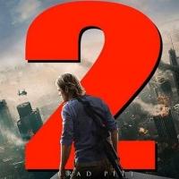 《僵尸世界大战2》导演终于敲定  大卫芬奇布拉德皮特再合作