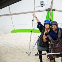 《花少3》高空滑翔翼 里约大冒险正在继续