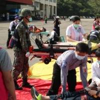 提升军民灾防效能 国防线上播「民安演习」节目