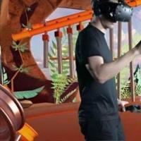 VR结合鼓乐 让声音看得到