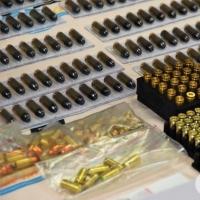 地下兵工厂查获4枪 惊见498颗「杀警弹」