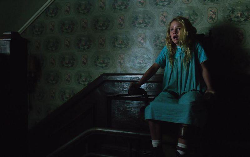 天才童星泰莉莎贝特曼原本面试《厉阴宅2》却未中选,这次特别被找来演出《安娜贝尔:造孽》。
