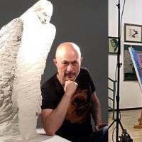 三级片教父徐锦江竟是位艺术家 一幅画卖到150万