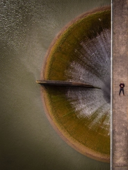 无人机拍出最好的照片 高空俯瞰多彩绝伦的其妙世界