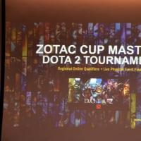 《DOTA 2》ZOTAC CUP MASTERS 总决赛 5 月底台北 COMPUTEX 开战