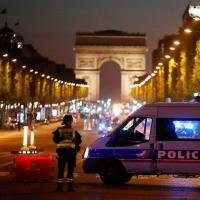 香榭丽舍大道枪击桉两警死亡 当局展开恐怖主义调查
