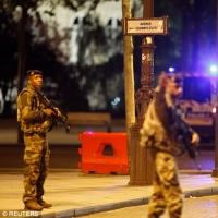 法国变恐袭枪击大国 3年来至少6起