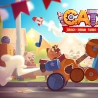 《割绳子》开发商新作《CATS》介绍 让喵星人陪你来场机器人相扑