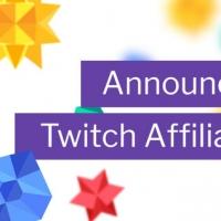 Twitch 宣布将推出实况盟友计画 让实况主可藉由平台获取收入