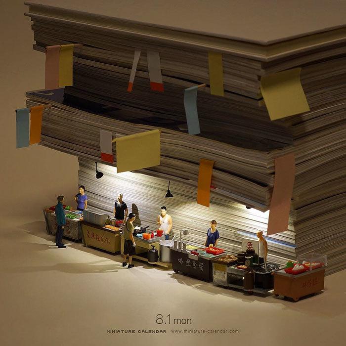 别样美世界 日本艺术家镜头下的颠覆视觉创作